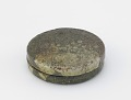 View Incense box with design of paulownia, unknown Raku ware workshop digital asset number 0