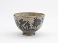 View Tea bowl with design of a garden, Arita ware digital asset number 0