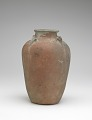 View Jar with four ornamental lugs, incised and impressed decoration digital asset number 0