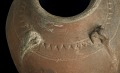 View Jar with four ornamental lugs, incised and impressed decoration digital asset number 2
