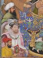 View <em>Jahangir Preferring a Sufi Shaikh to Kings </em>from the <em>St. Petersburg Album</em> digital asset number 2