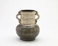 View Karatsu ware vase, Takeo Karatsu type digital asset number 0