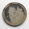 View Round eaves-end tile in style of Todaiji digital asset number 0