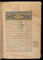 View <em>Khamsa</em> (Quintet) by Nizami (d.1209) digital asset number 4