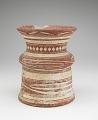 View Vessel on pedestal foot digital asset number 1