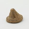 View Stupa-shaped votive object (tsha-tsha) digital asset number 0