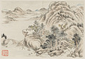 View Paintings After Yuan and Ming Masters digital asset number 5