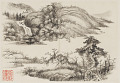 View Paintings After Yuan and Ming Masters digital asset number 7