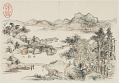 View Paintings After Yuan and Ming Masters digital asset number 14