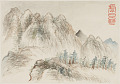 View Paintings After Yuan and Ming Masters digital asset number 16