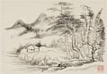 View Paintings After Yuan and Ming Masters digital asset number 17