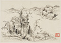 View Paintings After Yuan and Ming Masters digital asset number 21