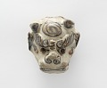 View Cizhou ware whistle in the form of a demon head digital asset number 0