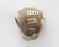 View Cizhou ware whistle in the form of a demon head digital asset number 1