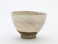 View Tea bowl with triple-aoi crest digital asset number 0