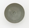 View Tea bowl in style of Goryeo celadon, named Chasen-susugi digital asset number 1