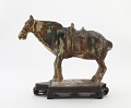 View Figure of a horse digital asset number 0