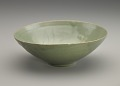 View Bowl with molded design of peony digital asset number 0