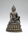 View Shakyamuni (or possibly Akshobhya) Buddha digital asset number 0