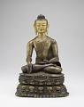 View Shakyamuni (possibly Akshobhya) Buddha digital asset number 0