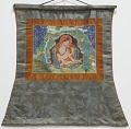 View Mahasiddha Luipa, from a partial set of thangkas digital asset number 0