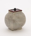 View Tea caddy in the shape of a rice bale digital asset number 0