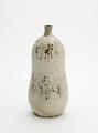 View Tamba ware sake bottle digital asset number 0