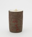 View Tea caddy with connoisseur's cipher digital asset number 0