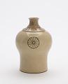 View Taizan ware sake bottle for domestic Shinto shrine digital asset number 0