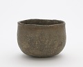 View Tea bowl, unknown Raku ware workshop digital asset number 0