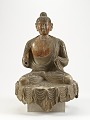 View Seated figure of Buddha digital asset number 0