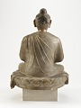 View Seated figure of Buddha digital asset number 2