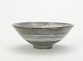 View Tea bowl with brushed-slip decoration digital asset number 0