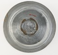 View Tea bowl with brushed-slip decoration digital asset number 1