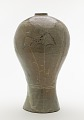View Bottle with inlaid design of willow trees and reeds digital asset number 1