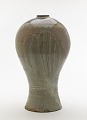 View Bottle with inlaid design of willow trees and reeds digital asset number 2