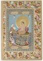 View <em>Jahangir Preferring a Sufi Shaikh to Kings </em>from the <em>St. Petersburg Album</em> digital asset number 0