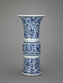 View Vase, one of a pair with F1992.13.1 digital asset number 0
