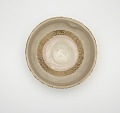 View Tea bowl with silk brocade design digital asset number 1