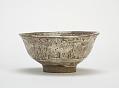 View Tea bowl, mishima type digital asset number 0