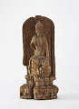 View Figure of a seated Buddha digital asset number 0