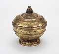 View Reliquary with Stupa-Shaped Top digital asset number 1