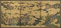 View Scenes from the life of the Ming Huang Emperor and Yang Guifei (one of a pair with F1901.21) digital asset number 0