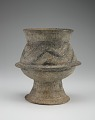 View Vessel with incised and paddle-impressed decoration digital asset number 0