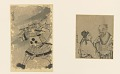 View Album of 37 Japanese drawings digital asset number 3