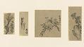 View Album of 37 Japanese drawings digital asset number 10