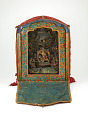 View Shrine with Milarepa and five Tseringma sisters digital asset number 0