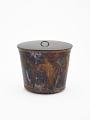 View Tea ceremony water jar, hitoeguchi type digital asset number 1