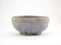 View Oval serving bowl in shape of rice bale digital asset number 1