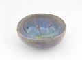 View Oval serving bowl in shape of rice bale digital asset number 2